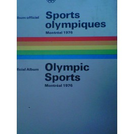 Sports Olympiques Montreal 1976