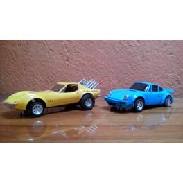 Carros Scalextric