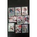 Tarjetas de la NFL