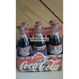 Botellas conmemorativas Coca Cola