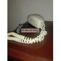 Teléfono antiguo de góndola