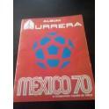 Álbum México 70 AURRERA