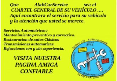 AlabCarService